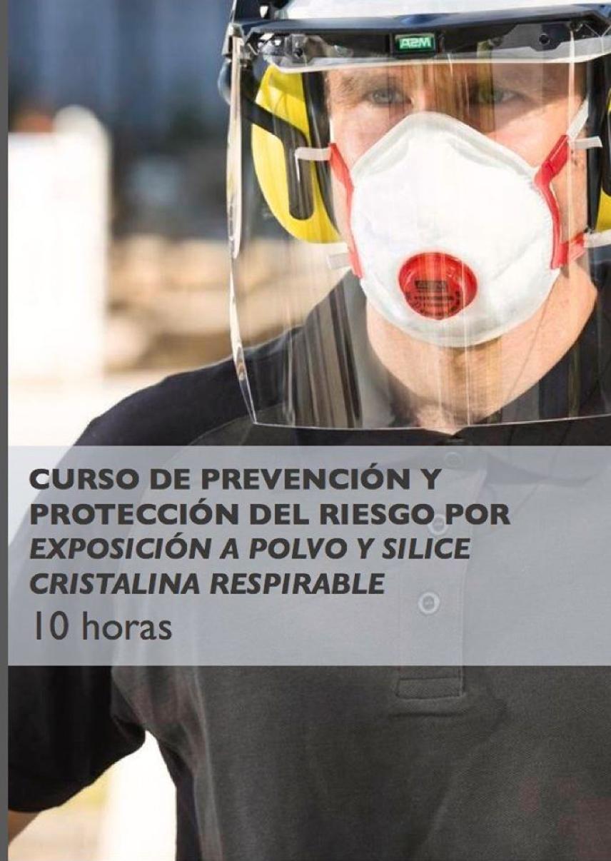 CTM lanza un innovador curso de prevención y protección del riesgo por exposición a polvo de sílice cristalina respirable