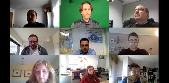 Celebrada la primera reunión online del proyecto eMurcia