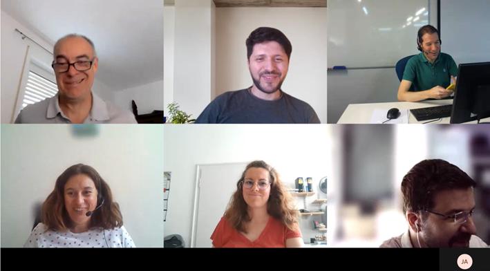 Celebrada la cuarta reunión del proyecto BIMstone