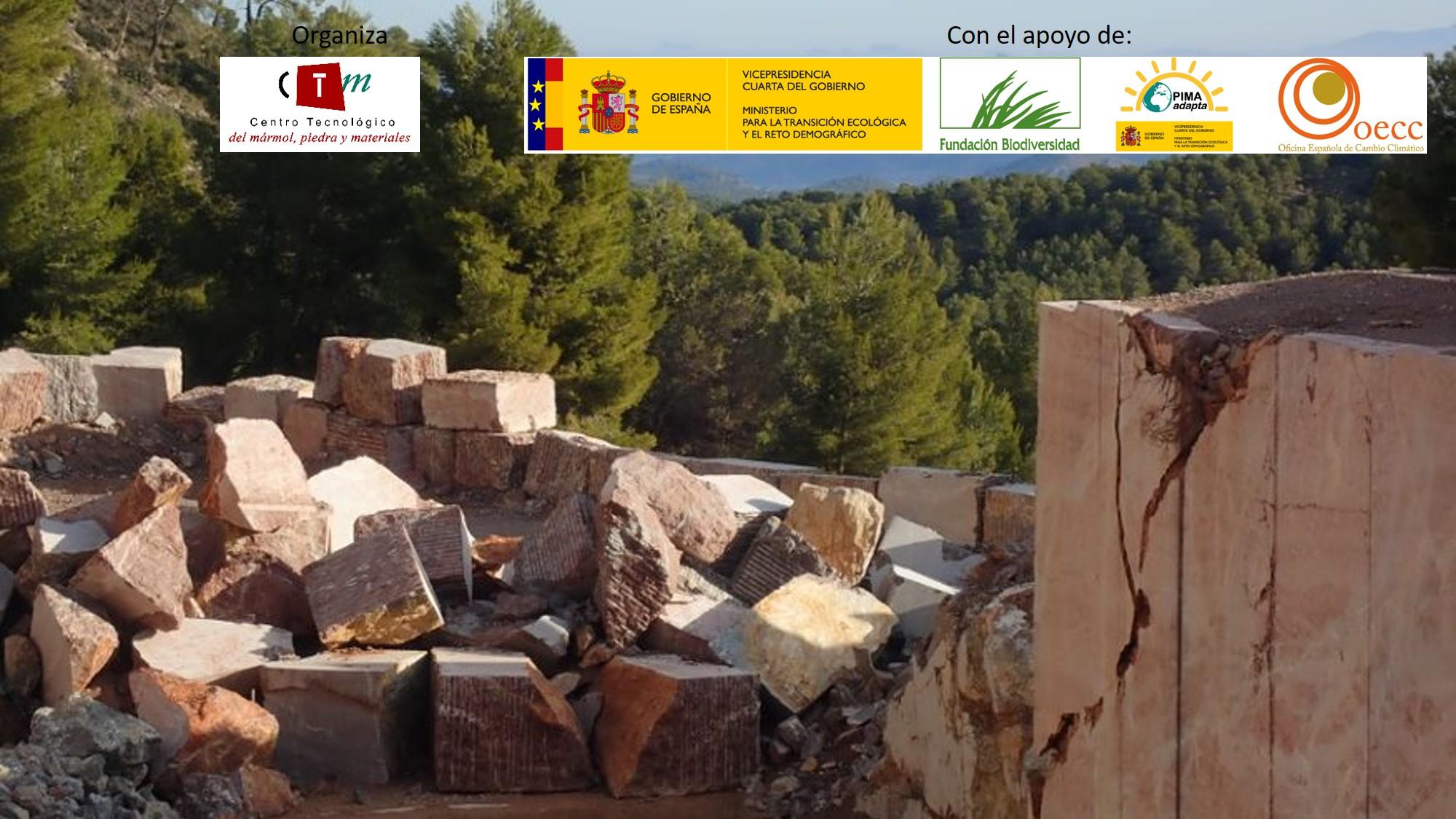 BioReSTONE, demostrando la compatibilidad de la actividad extractiva con la conservación de biodiversidad y la adaptación de las restauraciones al cambio climático
